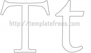 Printable Old English Letter Stencils For T-shirt Design http ...