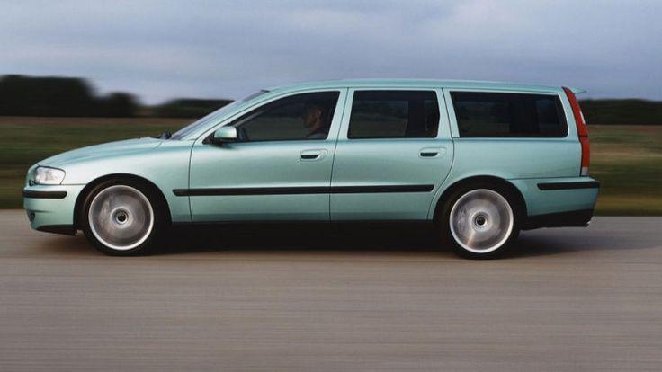 Volvo V70R   The Next Great Future Classic