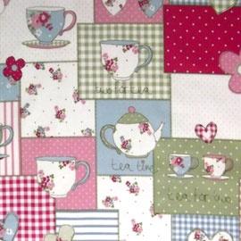 Teatime PVC Fabric