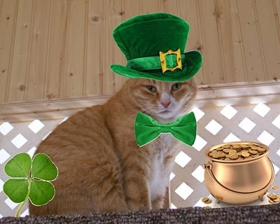 Happy St. Patrick's Day - March 17th!