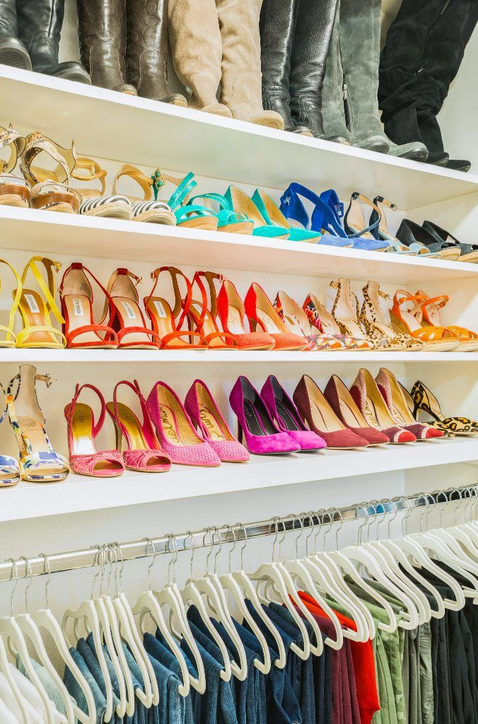 How To Organize Your Closet Organizing Organizations