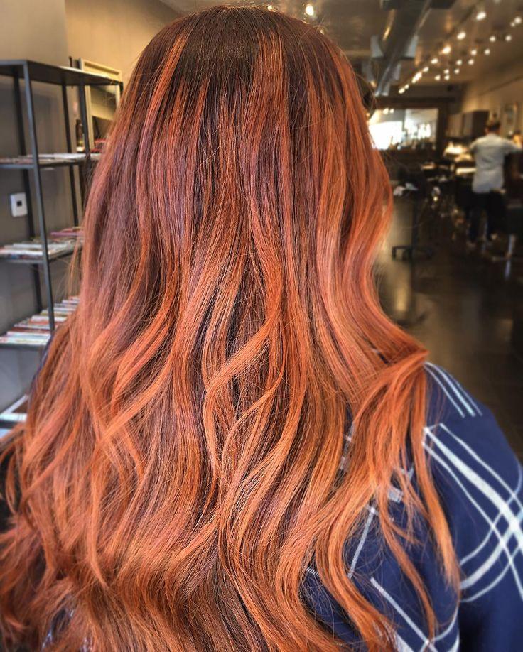 25 best ideas about burnt orange hair color on pinterest. Black Bedroom Furniture Sets. Home Design Ideas