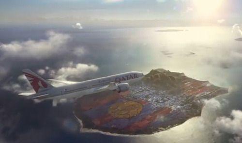 Barcelona e Qatar Airways   O país de uma equipe http://vinnyamaral.tumblr.com/post/59635549615/barcelona-e-qatar-airways-o-pais-de-uma-equipe