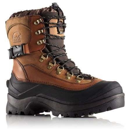 SOREL Mens Conquest 400g Insulated Waterproof Winter Boot