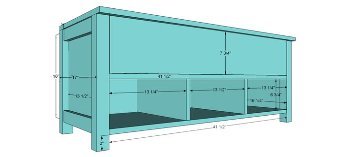 Deacon Bench Plans - WoodWorking Projects & Plans