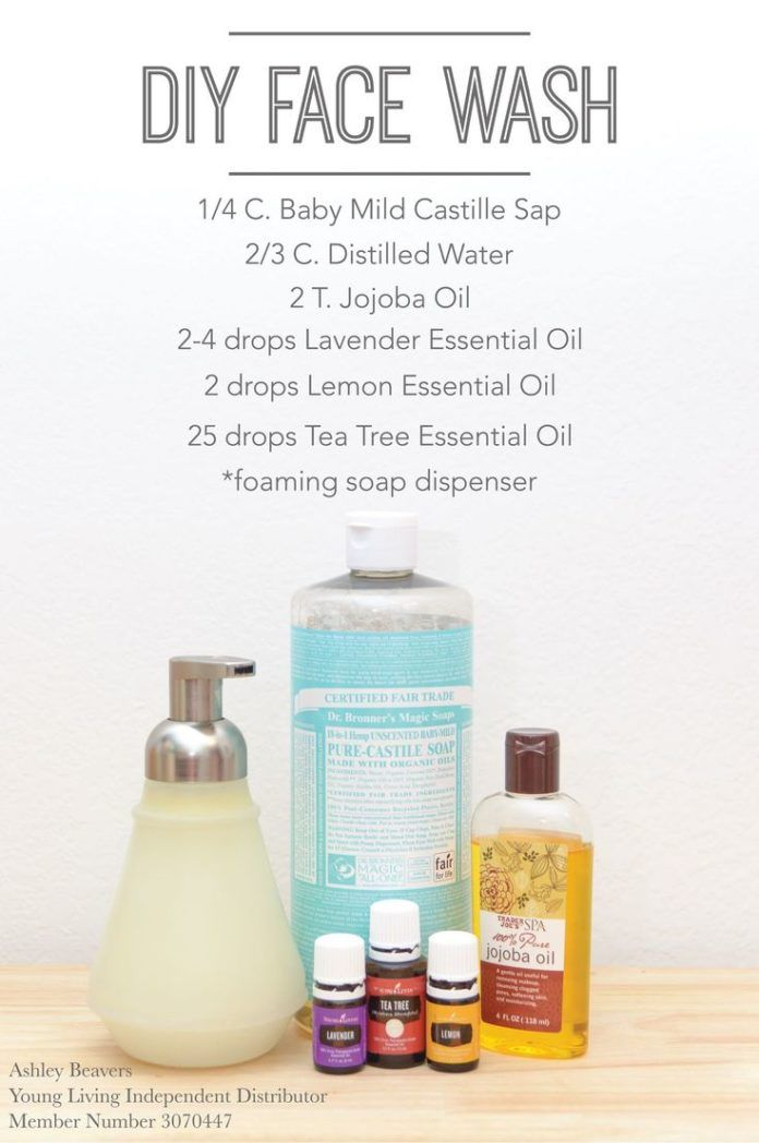 DIY Skin Care Tips : DIY Young Living Essential Oil Moisturizing Toner! #AntioxidantFaceSerum