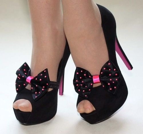 Lovely Valentines Shoes