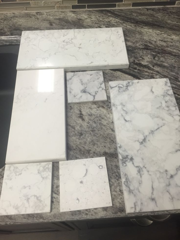More Practical Alternative To White Marble Calacatta Nuvo By Caesarstone Silestone