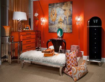 In partnership with Houzz and Pantone - view the virtual Tangerine Tango ideabook.