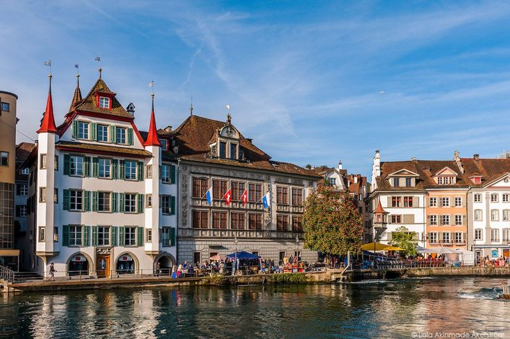 Visit Lucerne, Switzerland