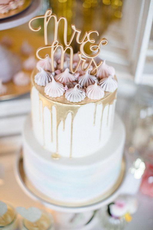 Lecker Diese Hochzeitstorte Darf Auf Deiner Hochzeit Nicht Fehlen