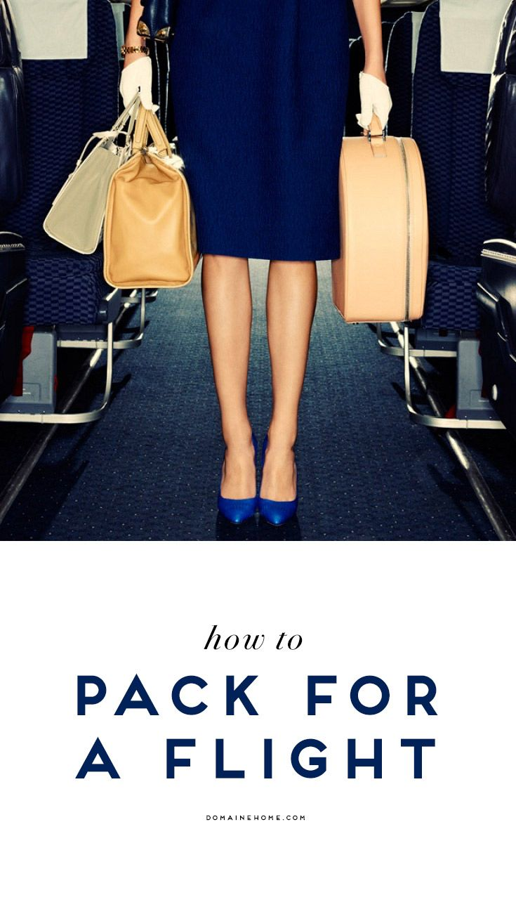 Here's all you need to know about packing for your next trip