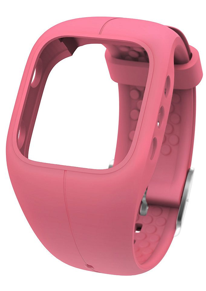 POLAR Armband zum Wechseln, »A300 Sorbet Pink«, Fitnessgeräte, 453110-0 Jetzt bestellen unter: https://mode.ladendirekt.de/damen/schmuck/armbaender/sonstige-armbandaender/?uid=dcd4bba9-3c1e-56f3-87f6-c23c9b98a5a4&utm_source=pinterest&utm_medium=pin&utm_campaign=boards #sonstigearmb #schmuck #armbaender #aender