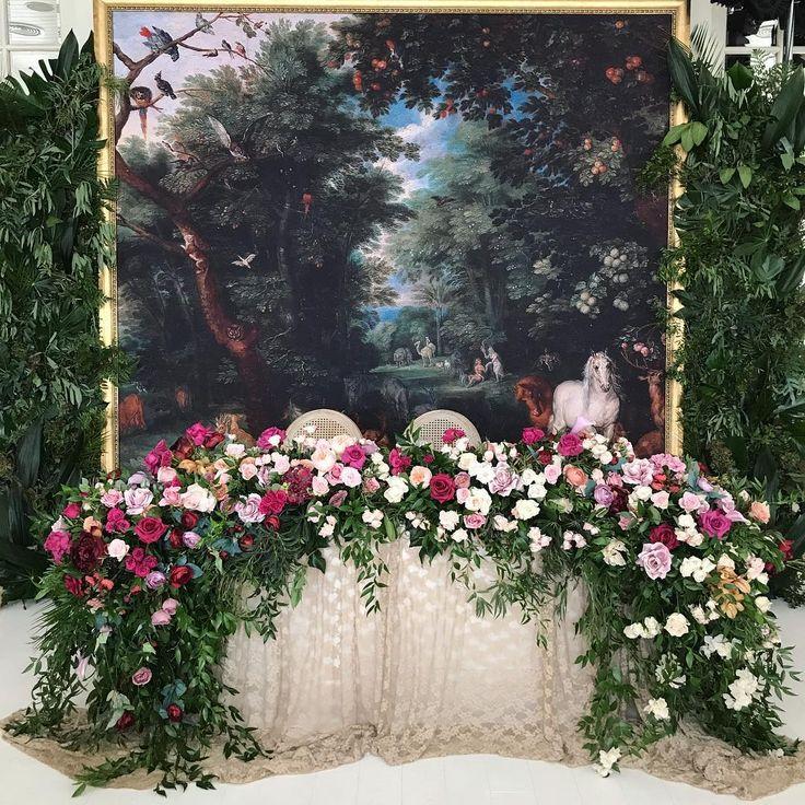 Ужасно устали, но не показать просто не можем! - Организатор @plombirwedding Концепция, декор и флористика @love_letter_wedding