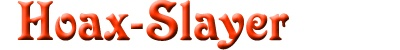 Latest Email Hoaxes - Current Internet Scams - Hoax-Slayer