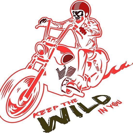 Ltd Edition :bike lover tess art