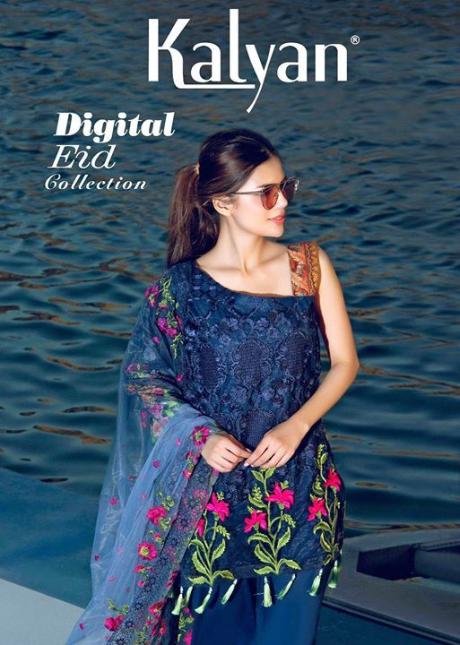 Kalyan Digital EID Collection 2017..  Price: 2950 PKR  Shop online at: http://ift.tt/2rMSlHc Cash On Delivery  Inbox your details OR WHATSAPP / VIBER / LINE (92)3333142222 #Kalyan #ZStextile #LuxuryLawn #EidCollection #Lawn2017 #FestiveCollection #shopping #Lawn #shopnow #OnlineShopping #FaisalFabricspk #thehautesummer #PremiumLawncollection #embroidered #9thmarch #available #nationwide #chiffon #silk #fabric #prints #lawn #SS17 #spring #lawnfever #fun #summer #fashion #pictureoftheday…