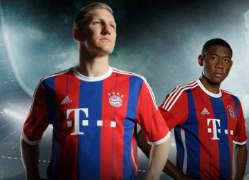 FC Bayern Munich 2014/15 adidas Home Kit