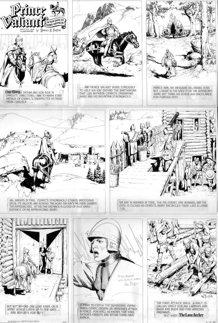 Aviation comic jack old strip