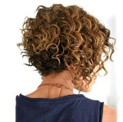 #purchasethank #texturecurly #lengthshort #supporting #hairstyle
