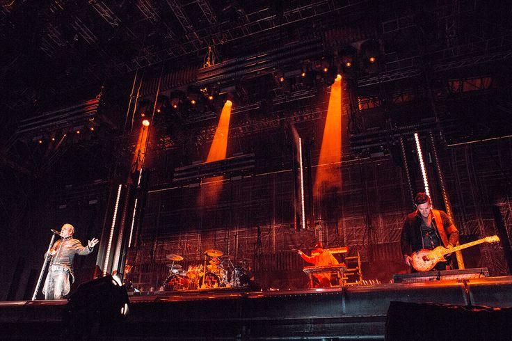 Galería fotográfica de Rammstein @ RockOut Fest, Estadio Santa Laura…