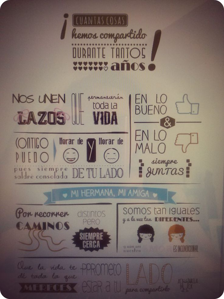 ideas originales