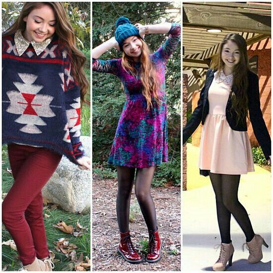 Meredith Foster outfits