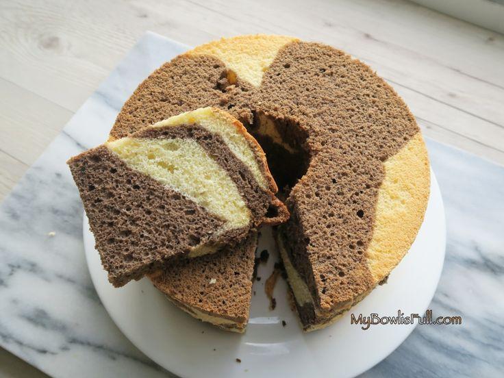 Drooling Chiffon Cakes