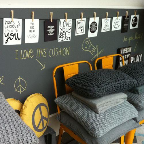 Las 25 mejores ideas sobre dormitorio de joven varon en - Pintura para dormitorios juveniles ...