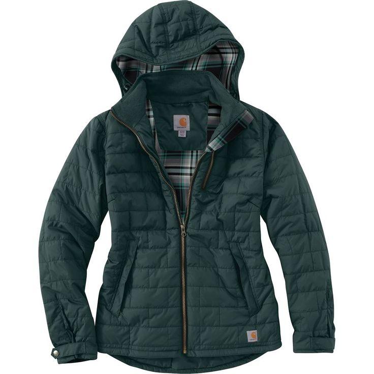 Carhartt - Amoret Jacket - Women's - Deep Pine