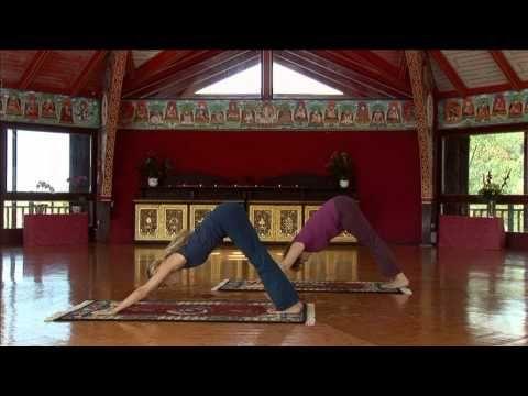 Tibetan Yantra Yoga