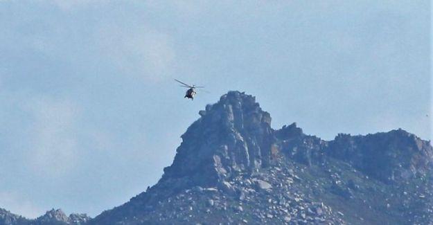 TSK'dan helikoptere roketli saldırıya ilişkin açıklama