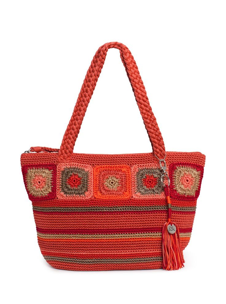 Kenya Medium Round Tote, Radiant Multi                                                                                                                                                                                 More