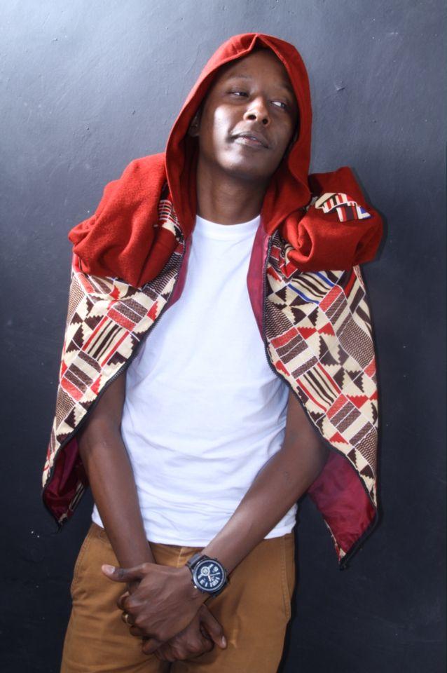 Kenyan men fashion