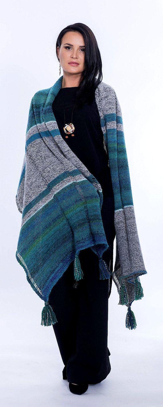 Oversize shawls and wraps oversize scarf by MyCozyBoutique