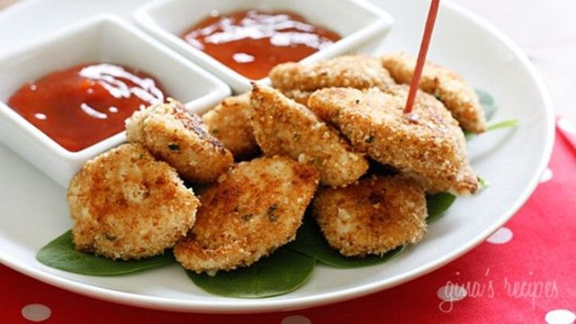 healthy-baked-chicken-nuggets