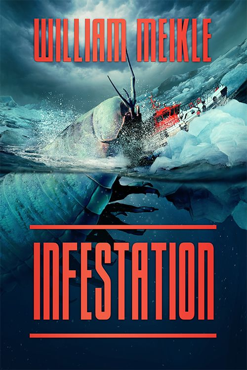 AMAZON SAMPLE New today, a new big bug novel from me at Severed Press. It's pulp, pure and simple. Sweary Scottish squaddies and big bug mayhem in the waters off Baffin Island. …