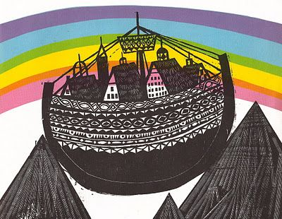 The Art of Children's Picture Books: The Woodcuts of Ed Emberley