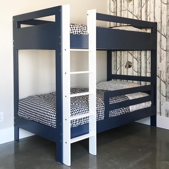 Modern Bunk Bed In 2019 Etagenbett Etagenbett Kinder Und Bett Ideen