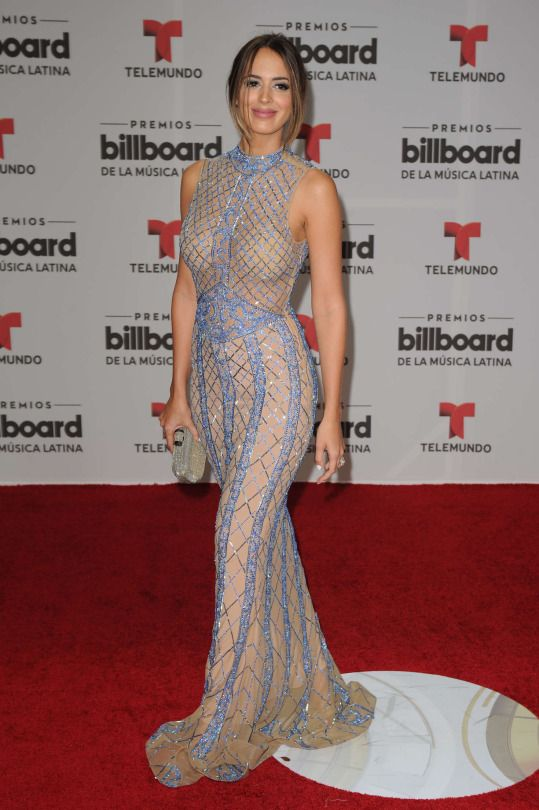 Shannon de Lima - Billboard Latin Music Awards  Miami