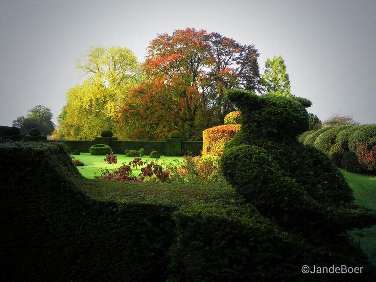 Autumn colors at Bingerden. Huis Bingerden ligt in #Angerlo (gemeente #Zevenaar). Woensdag 13 november 2013. via twitter @HuisBingerden.