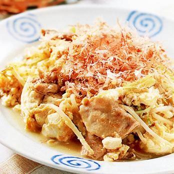 もやしと豚肉のチャンプルー by石原洋子さんの料理レシピ - レタスクラブニュース