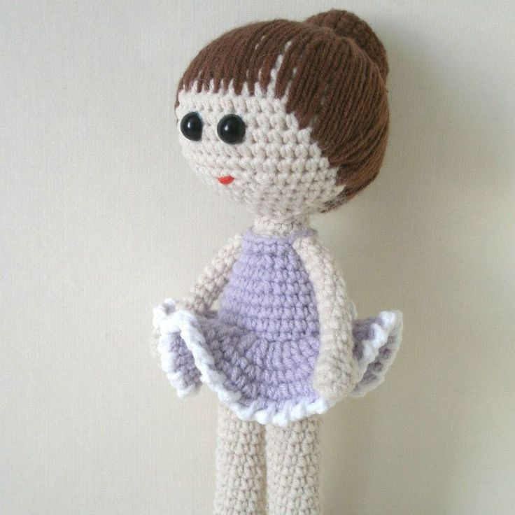 Amigurumi Dolls Pattern Free : 1000+ images about Crochet -TOYS on Pinterest Free ...