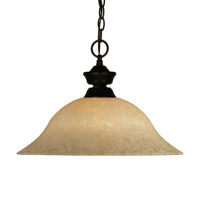 Z-Lite 100701 GM16 Players Large Pendant