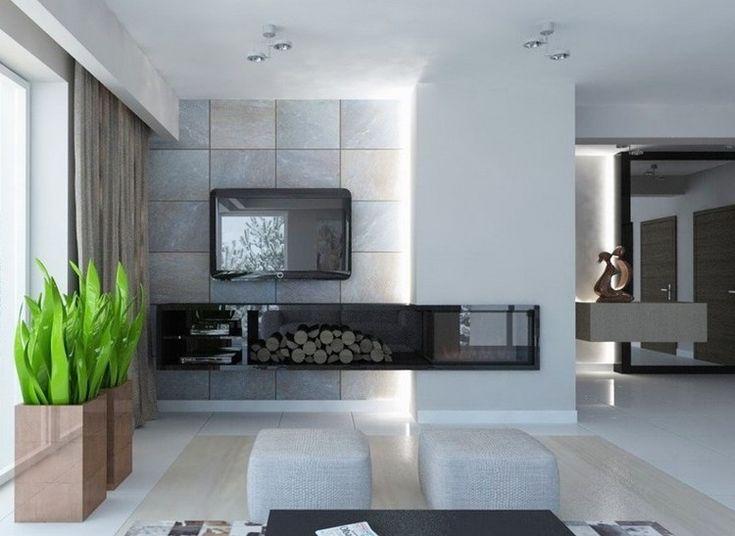 Die besten 25+ Wandgestaltung wohnzimmer beispiele Ideen auf - wohnzimmer braun beige grun