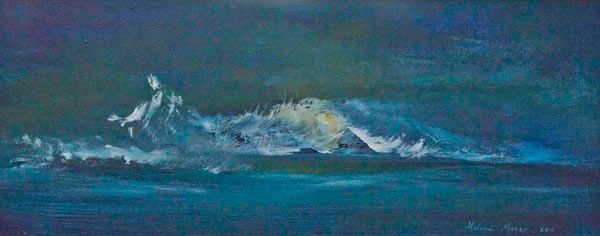 Dance of the Wave by Melanie Meyer Available  for purchase