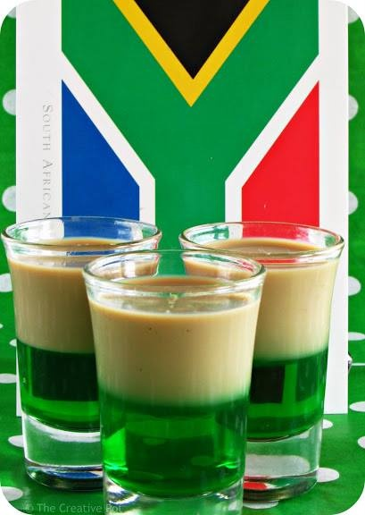 Springbokkies - goes véry well with a braai!
