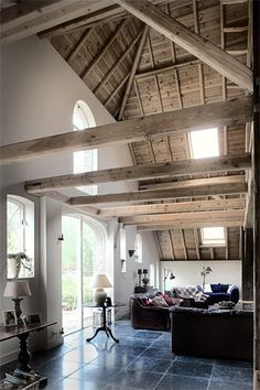 Boerderij interieur ideeen google zoeken onder de stolp pinterest in search and interieur for Interieur moderne