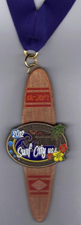 Surf City Half - 2012