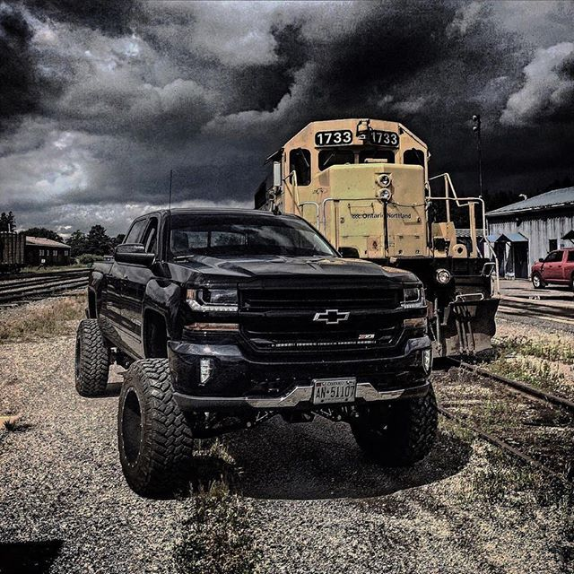 1000+ Images About Lifted Chevy Trucks On Pinterest